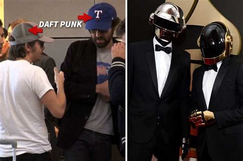 daft punk no mask beverly news celebrity gossip hollywood gossip