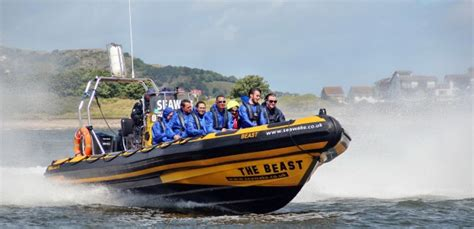 anglesey boat trips home - Inflatable Boats Menai