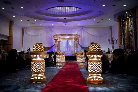 exclusive indian wedding stage decor Johannesburg by A.S.K