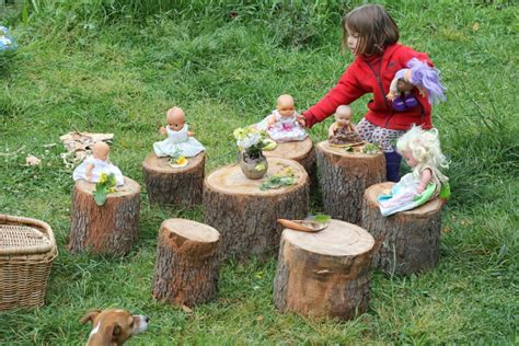 natural playground ideas backyard playscapes 20 ways to create nature for kids