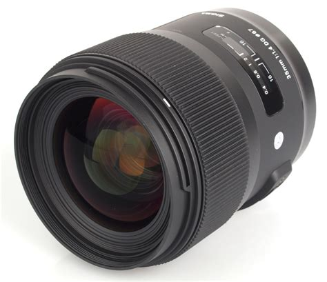 Sigma 35mm sigma 35mm f 1 4 dg hsm lens review