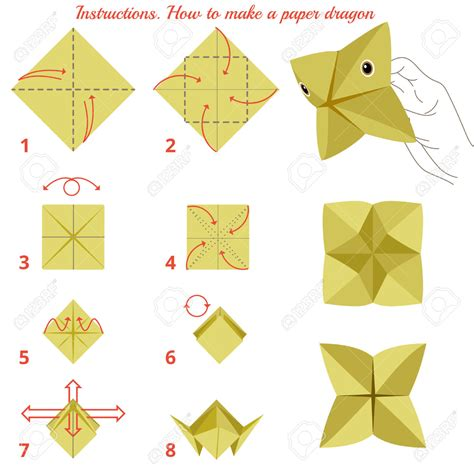 How To Make A Paper Animal - origami a simple animal out of clay make animals