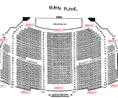 taft theater seating map taft theater seating chart brokeasshome