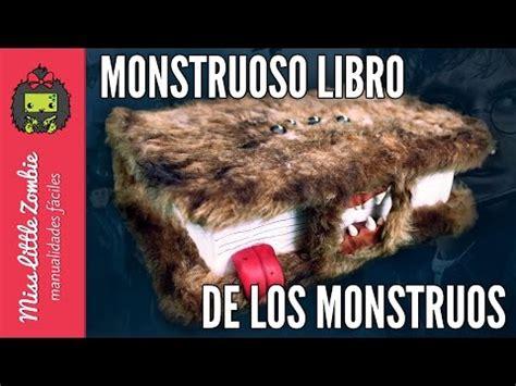 libro a todos los monstruos harry potter diy monstruoso libro de los monstruos manualidades con cart 243 n manualidades