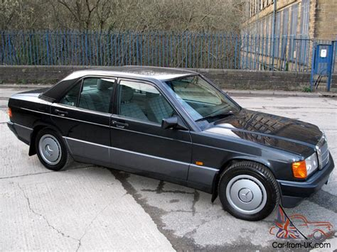 repair anti lock braking 1992 mercedes benz w201 transmission control mercedes w201 190d 2 5 diesel low miles fsh 25 sts pristine 40 pics