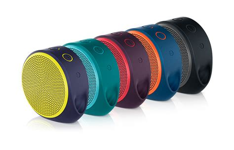 Original Logitech Mobile Wireless Speaker X100 Portable Dan Compact logitech x100 mobile wireless speaker
