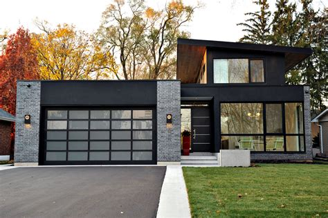 design of a house a sophisticated glass house in canada design milk