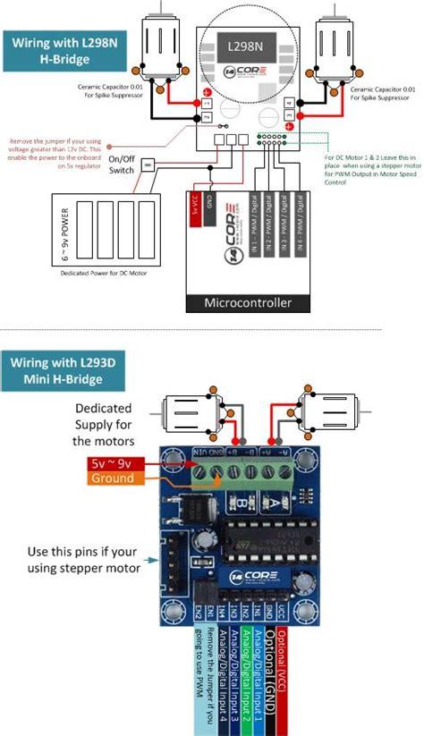 arduino bluetooth rc car wiring diagram arduino free