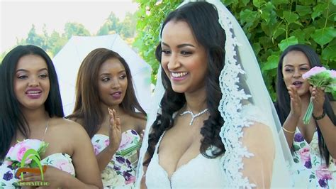 Best Ethiopian wedding in Seattle, Endalkachew & Yalemzewd
