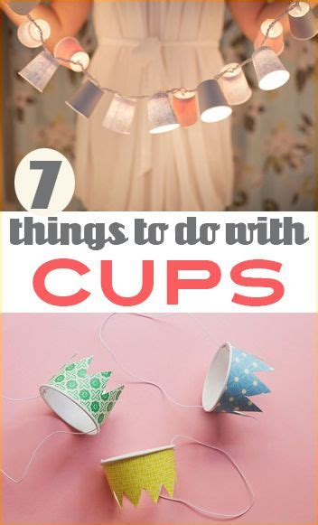 crafts to do with diy crafts ideas things to do with cups and easy