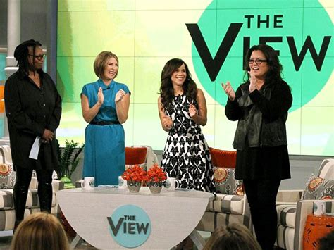 Rosie To Replace Rosie On The View by Rosie O Donnell Debuts 53 Lb Weight Loss On The View