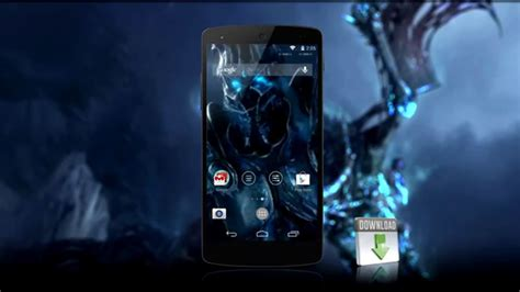 live wallpaper android youtube 2016 world of warcraft wrath of the lich king android