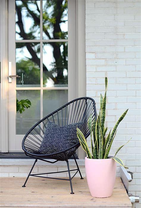 small porch bench 25 best ideas about chair planter on pinterest garden