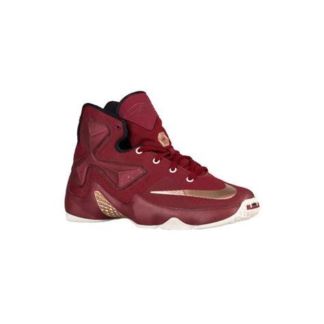 boys lebron basketball shoes nike youth shoes nike lebron xiii boys grade