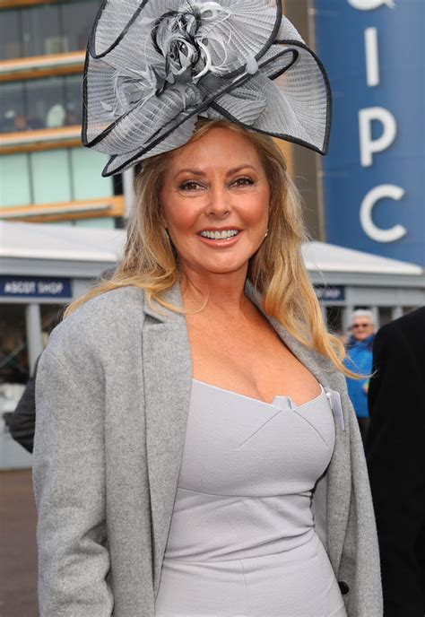 carol vorderman wardrobe malfunctions carol vorderman 2017 sees stars boobs burst from tight