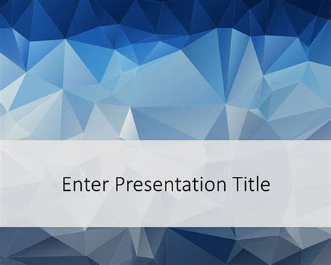 free blue powerpoint templates