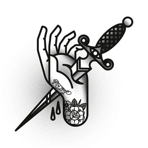 logo tattoo flash tattoo flash 2 on behance logo inspirations pinterest