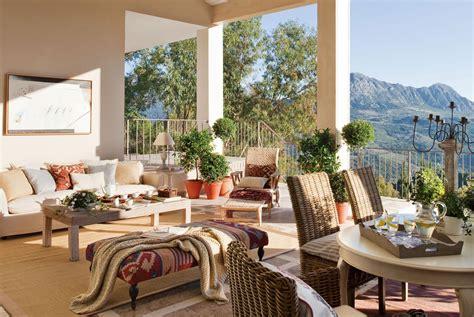decorar la terraza segun su talla como aprovechar el espacio