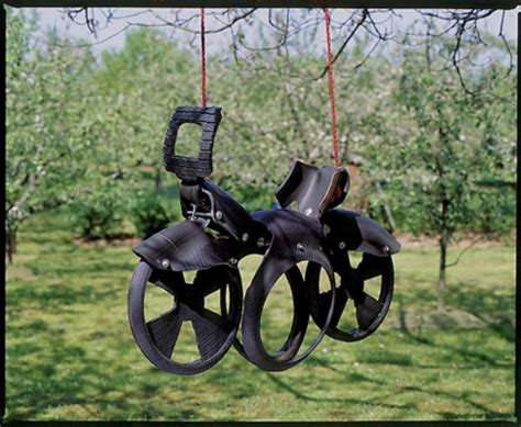 make horse tire swing 5 garden accessories with a difference tired swings and