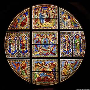 Stained Glass Window by Richard Challoner 187 The Most Stunning Stained Glass