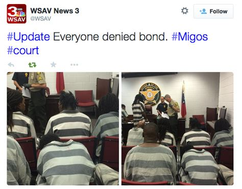 Update On The Story by Migos Were Arrested Last On Felony Gun And