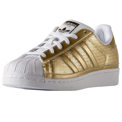 Sneaker Adidas Gold adidas originals superstar damen sneaker s83383 gold