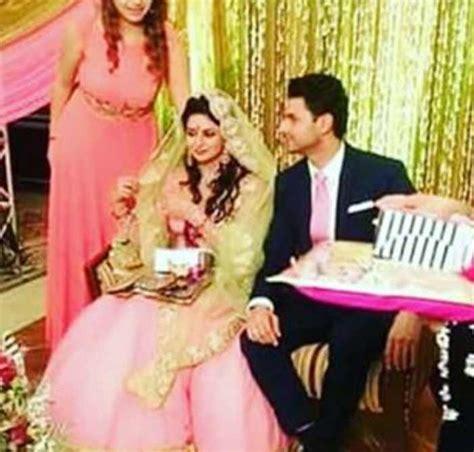 vivek dahiya new look divyanka tripathi vivek dahiya roka ceremony pictures