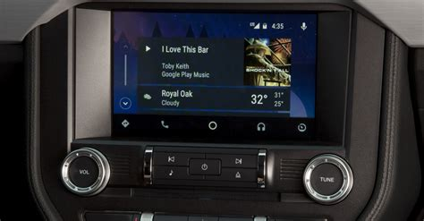 ford sync apps android ford sync adds android auto more applink apps and 4g lte for 2017