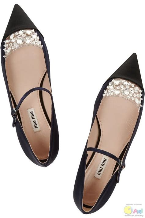 Sepatu Miu Miu 16 sepatu flat buat si cilik wanita gaya hidup cari infonet