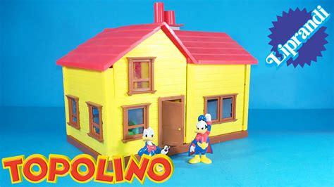 casa topolino disney topolino gadget topolino la casa di paperino