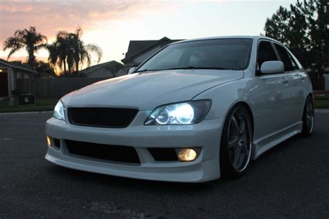 lexus is300 custom fl custom 2001 is300 vertex hks wald bcr s 19 s