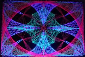 black light strings multidim blacklight stringart by string on deviantart