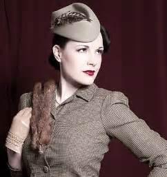 retromodelabels kleider im stil der 30er und 40er jahre - Swing Mode