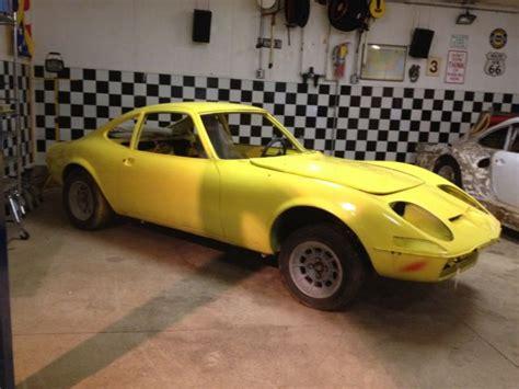 opel gt race car opel gt vintage race car autocross restoration collector
