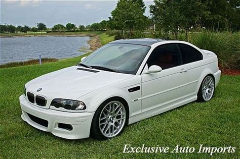 2006 bmw m3 price 2006 used bmw 3 series m3 2dr cpe at exclusive auto