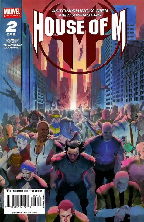 House Of M Thinking House Of M