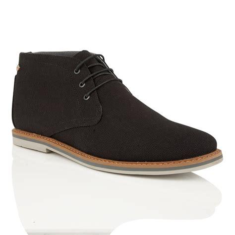 buy s frank wright barrow black canvas boot
