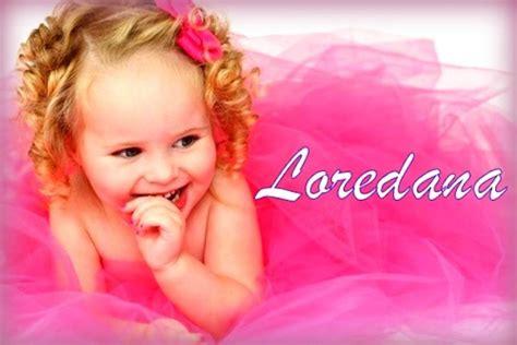 vanitosa significato cosa significa il nome loredana