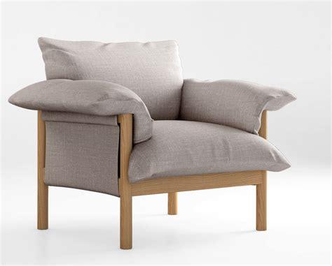 jardan armchair jardan wilfred armchair 3d model max obj cgtrader com