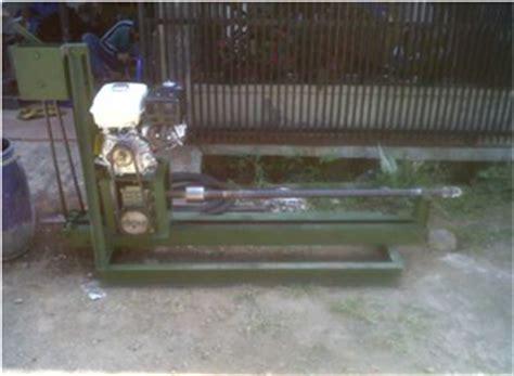 jual segala jenis alat bor tanah mesin bor horizontal hd 02