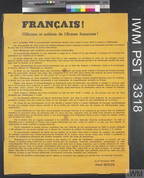 text layout en francais fran 231 ais officiers et soldats de l arm 233 e fran 231 aise