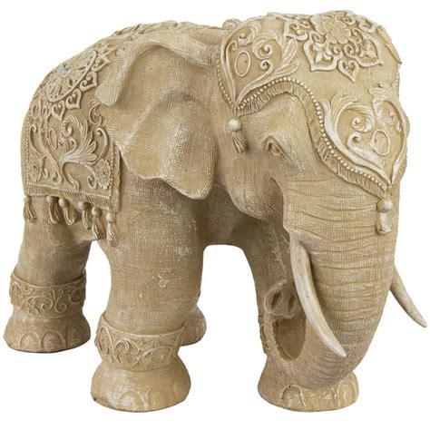 elephant statue 20 quot standing elephant statue elephants pinterest
