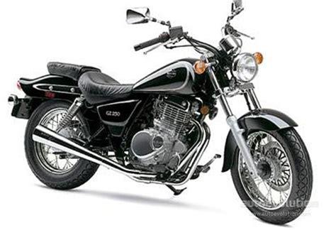 Suzuki Motorrad 250 Marauder by Suzuki Gz 250 Marauder Specs 2004 2005 2006 2007