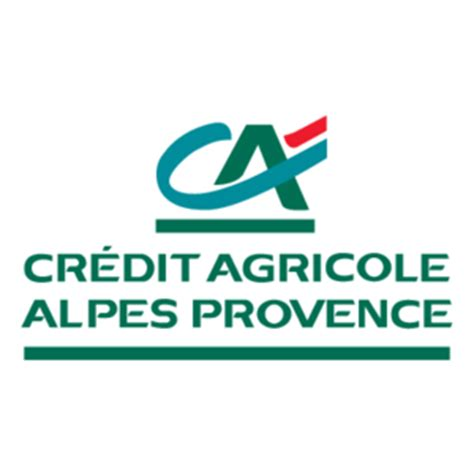 Credit Agricole Email Format Credit Agricole Alpes Provence Logo Vector Logo Of Credit