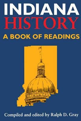 indiana adoption picture book indiana history a book of readings rent 9780253281913