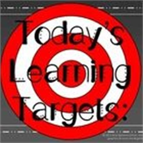 free printable learning targets 293 best images about learning targets on pinterest