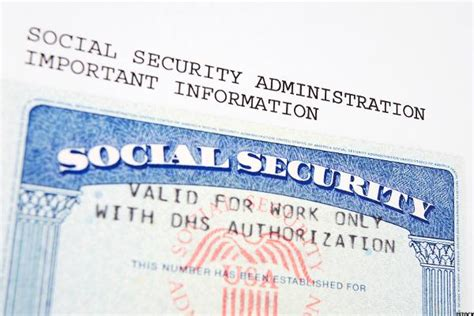 Do I Need To Provide Ss For Mba Application by Are You Entitled To 581 In Social Security Thestreet