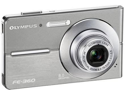 Kamera Olympus Fe 360 olympus fe 360