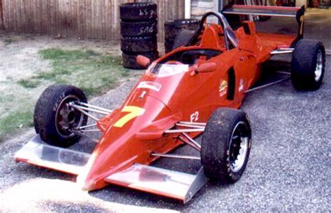 formula continental 1986 reynard formula continental picture page