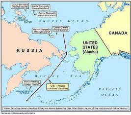ussr usa maritime boundary agreement